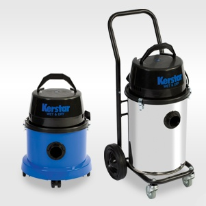 Wet and Dry Vacuum Cleaners Aqua Prima and KV 18-1 WD
